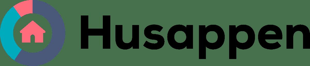 Husappen logo